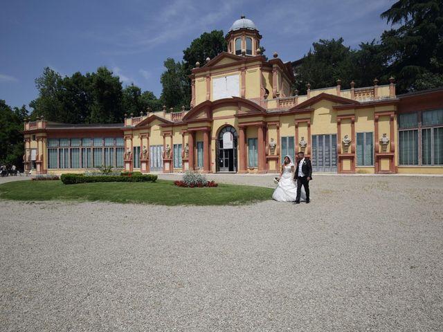 Il matrimonio di Max e Rosy a Soliera, Modena 67