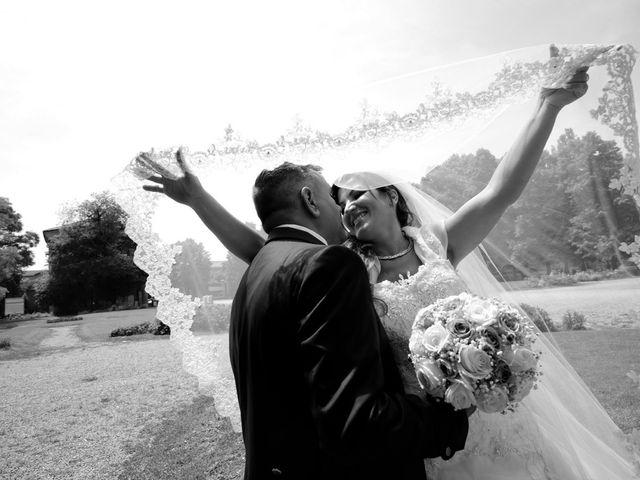 Il matrimonio di Max e Rosy a Soliera, Modena 69