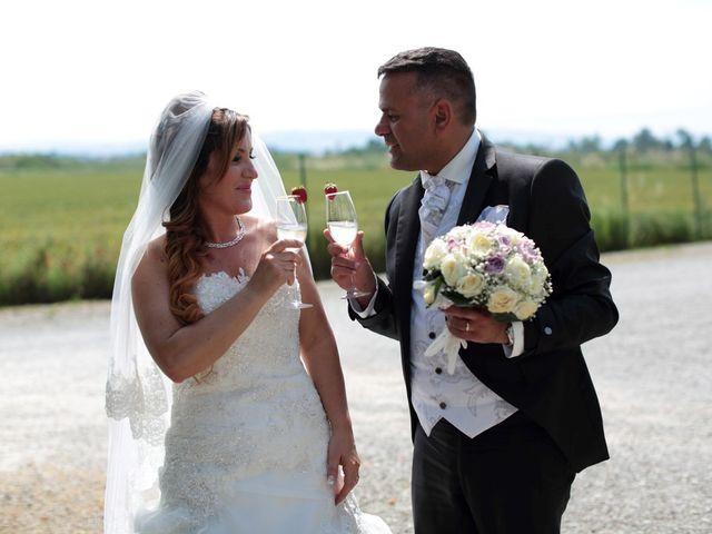 Il matrimonio di Max e Rosy a Soliera, Modena 70