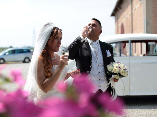 Il matrimonio di Max e Rosy a Soliera, Modena 71
