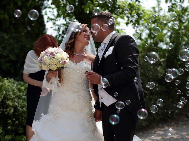 Il matrimonio di Max e Rosy a Soliera, Modena 72