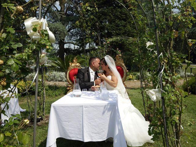 Il matrimonio di Max e Rosy a Soliera, Modena 74