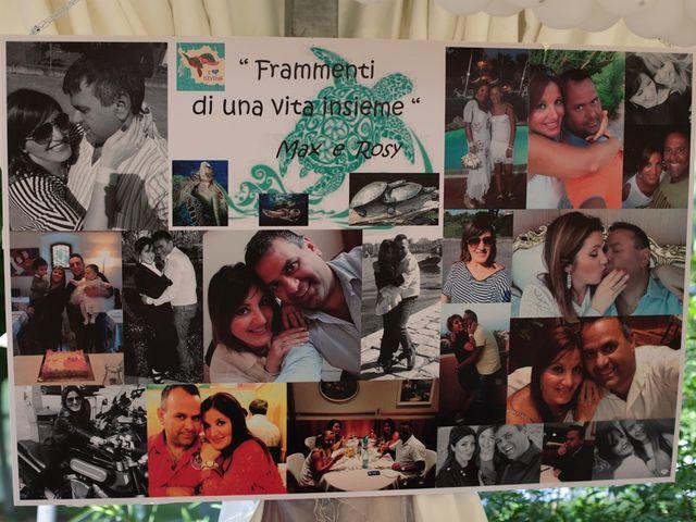 Il matrimonio di Max e Rosy a Soliera, Modena 75