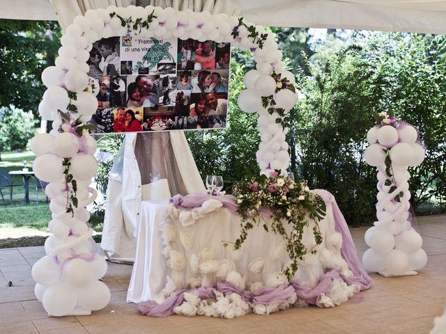 Il matrimonio di Max e Rosy a Soliera, Modena 76