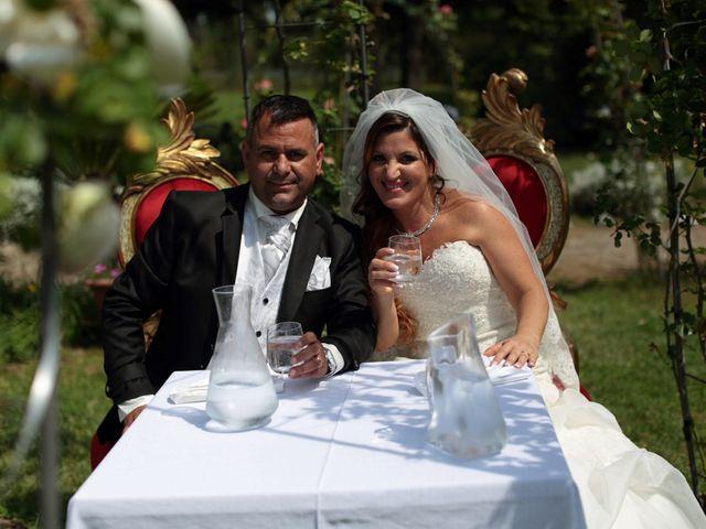 Il matrimonio di Max e Rosy a Soliera, Modena 77