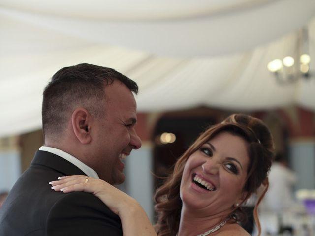Il matrimonio di Max e Rosy a Soliera, Modena 78