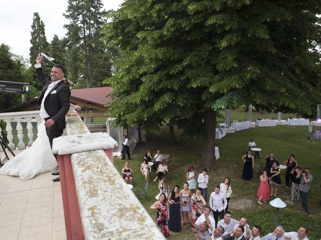 Il matrimonio di Max e Rosy a Soliera, Modena 82