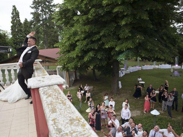 Il matrimonio di Max e Rosy a Soliera, Modena 83