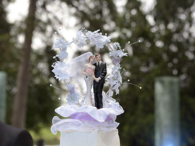 Il matrimonio di Max e Rosy a Soliera, Modena 85