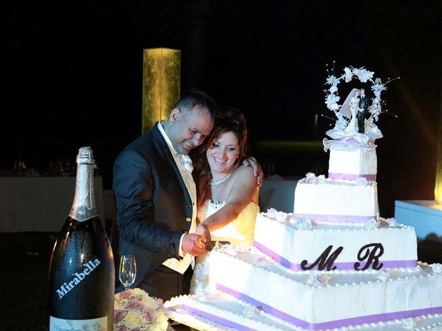 Il matrimonio di Max e Rosy a Soliera, Modena 87