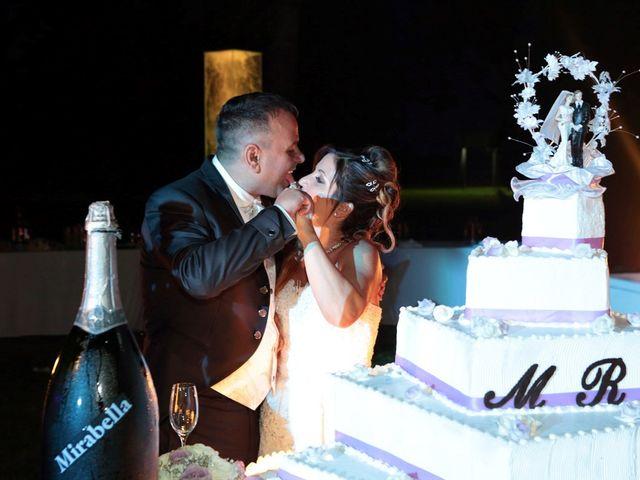 Il matrimonio di Max e Rosy a Soliera, Modena 88