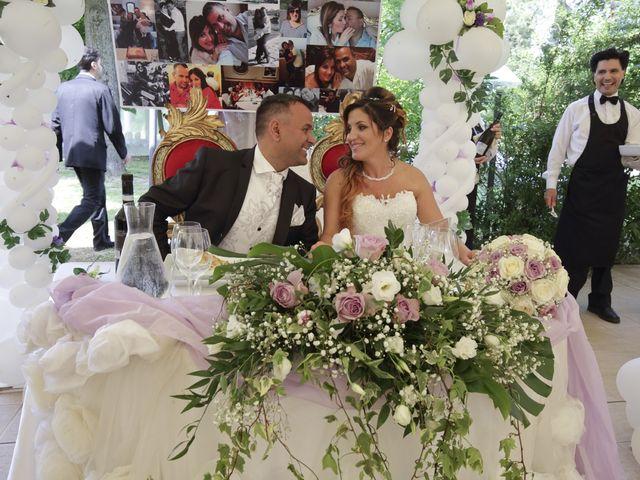 Il matrimonio di Max e Rosy a Soliera, Modena 90