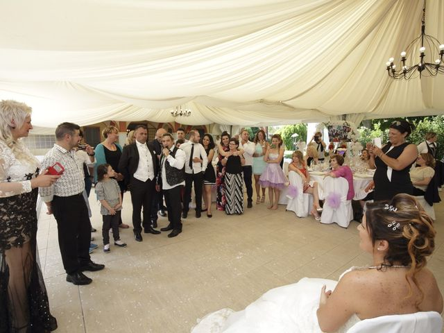 Il matrimonio di Max e Rosy a Soliera, Modena 98