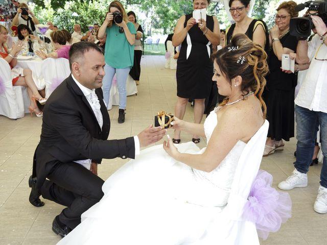Il matrimonio di Max e Rosy a Soliera, Modena 99