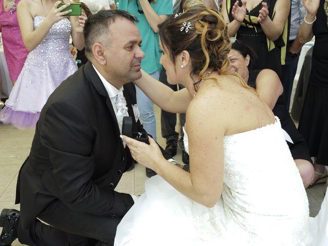 Il matrimonio di Max e Rosy a Soliera, Modena 100