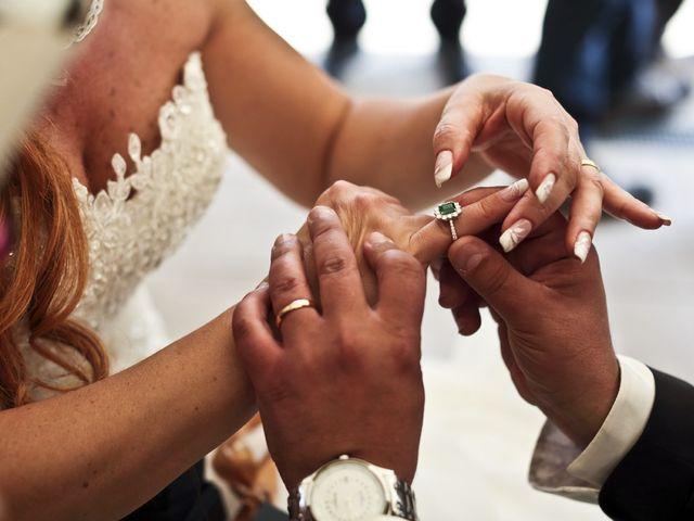 Il matrimonio di Max e Rosy a Soliera, Modena 102