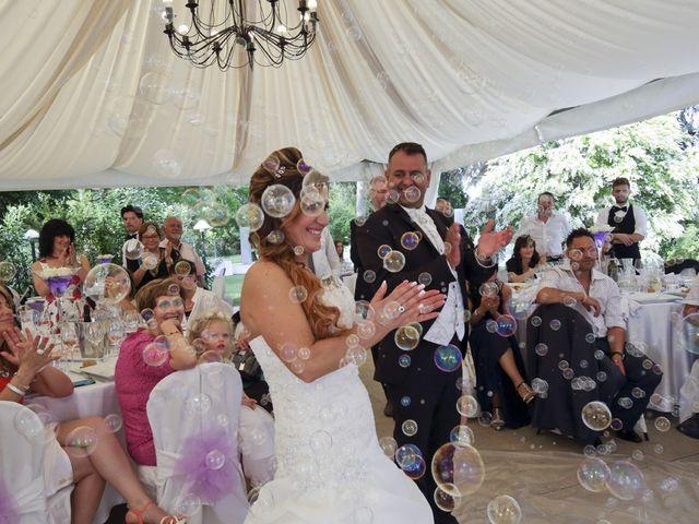 Il matrimonio di Max e Rosy a Soliera, Modena 105