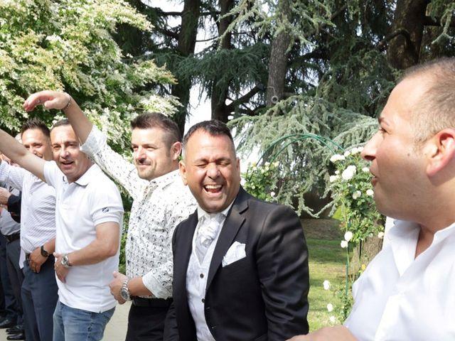 Il matrimonio di Max e Rosy a Soliera, Modena 107