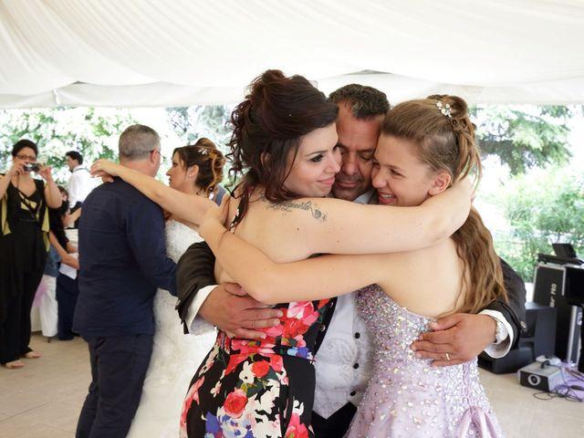 Il matrimonio di Max e Rosy a Soliera, Modena 109
