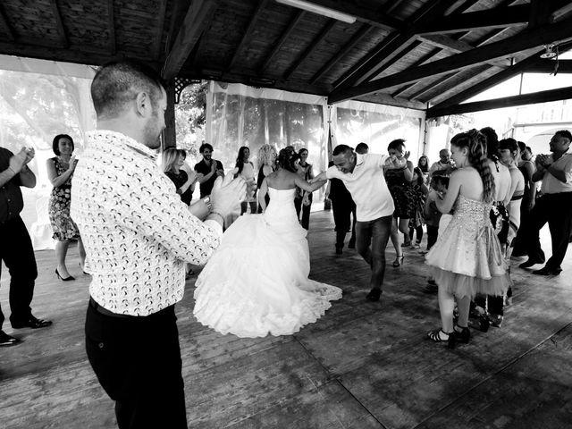 Il matrimonio di Max e Rosy a Soliera, Modena 113