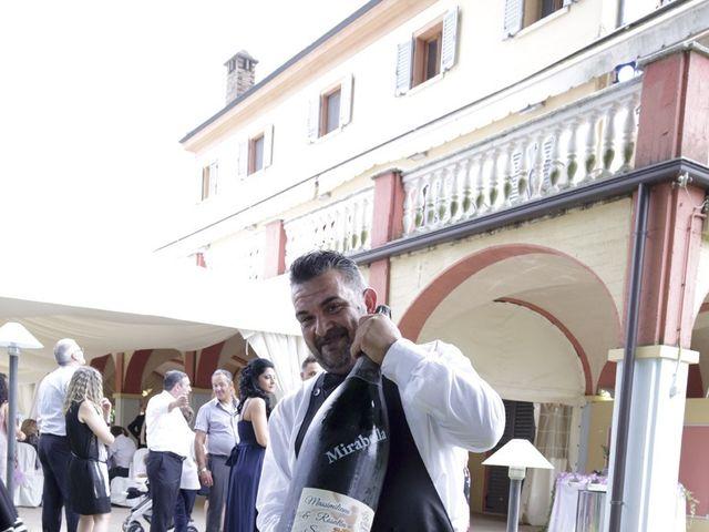 Il matrimonio di Max e Rosy a Soliera, Modena 114