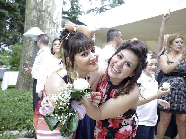 Il matrimonio di Max e Rosy a Soliera, Modena 115