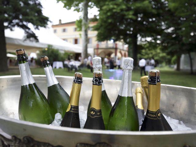 Il matrimonio di Max e Rosy a Soliera, Modena 116
