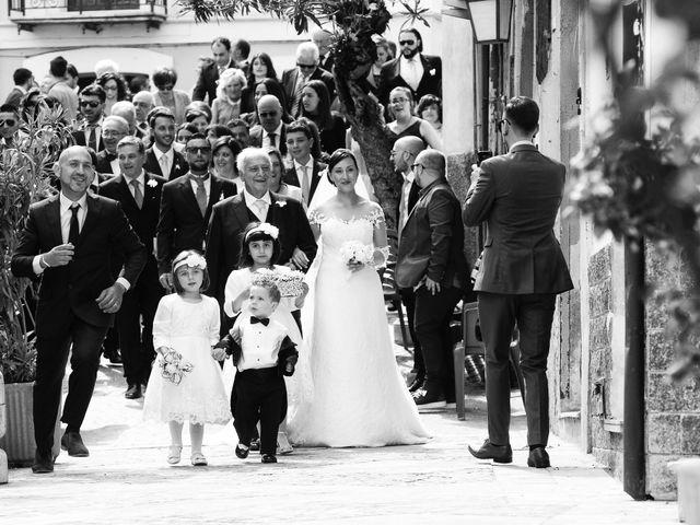 Il matrimonio di Salvatore e Maria Teresa a Pentone, Catanzaro 10