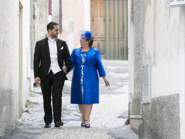 Il matrimonio di Salvatore e Maria Teresa a Pentone, Catanzaro 11