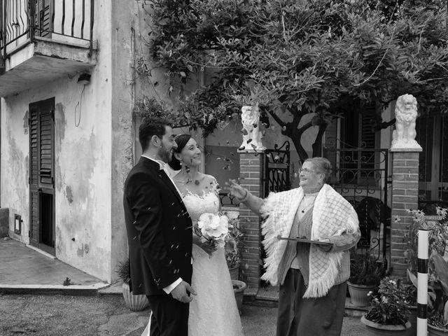 Il matrimonio di Salvatore e Maria Teresa a Pentone, Catanzaro 13