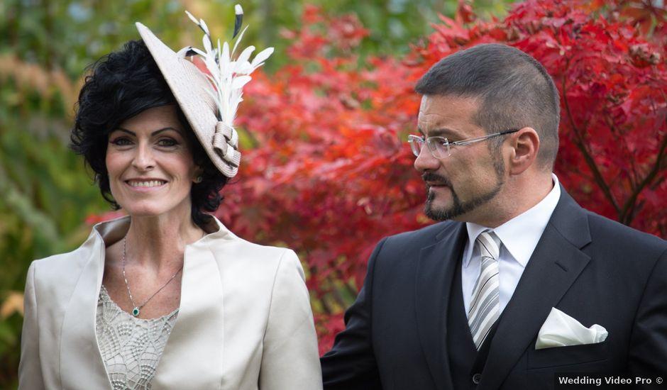 Il matrimonio di Stefano e Cristina a Pallanzeno, Verbania