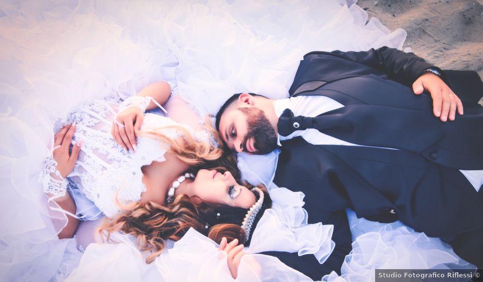 Il matrimonio di Antonio e Karima a Savona, Savona