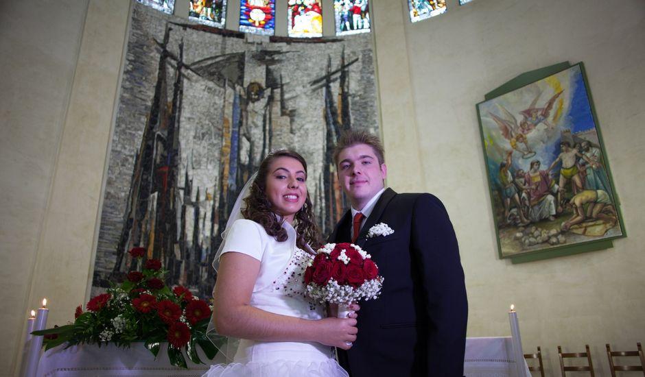 Il matrimonio di Dylan e Allana a Portogruaro, Venezia