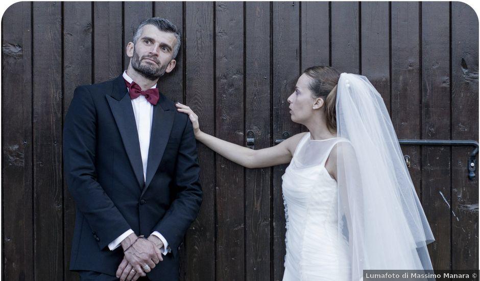 Il matrimonio di Jarno e Alice a Rodano, Milano