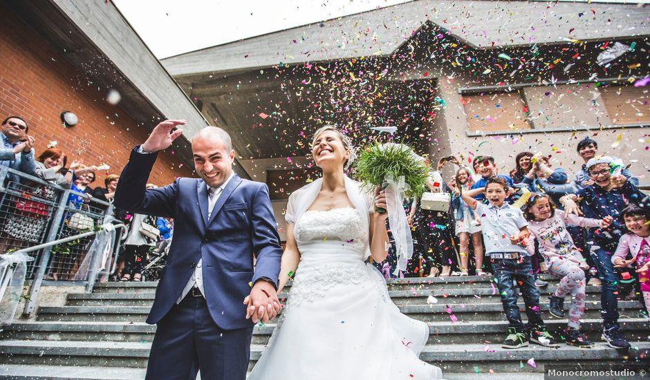 Il matrimonio di Angelo e Federica a Racconigi, Cuneo