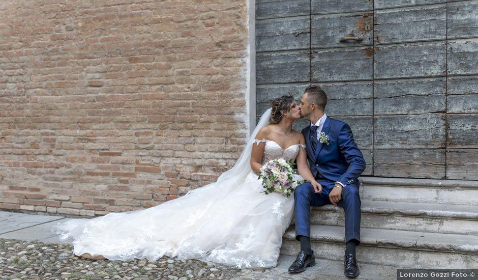 Il matrimonio di Mery e Luca a Castelnuovo Rangone, Modena