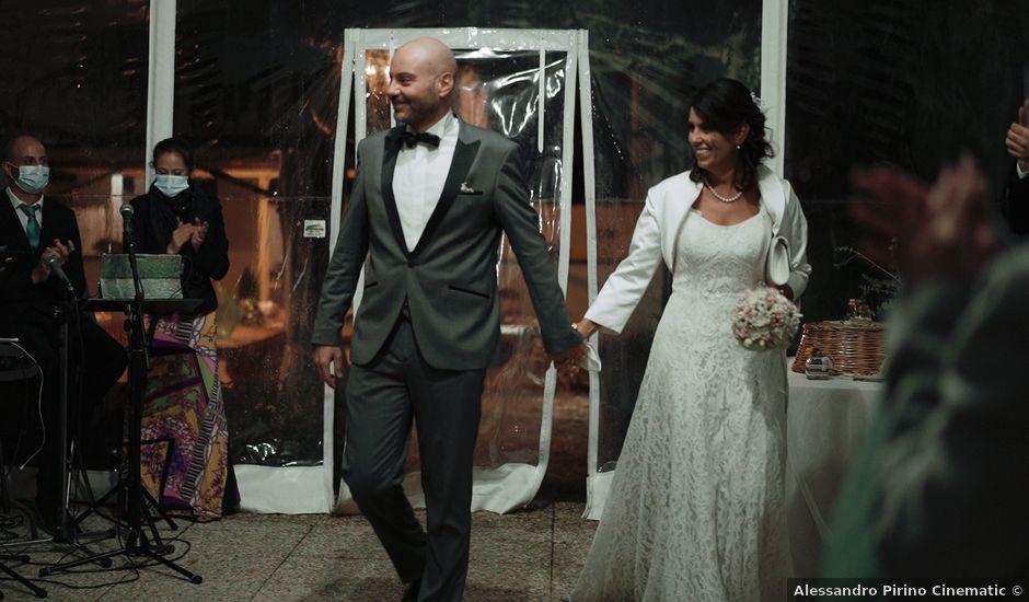 Il matrimonio di Federico e Ilaria a Ronciglione, Viterbo
