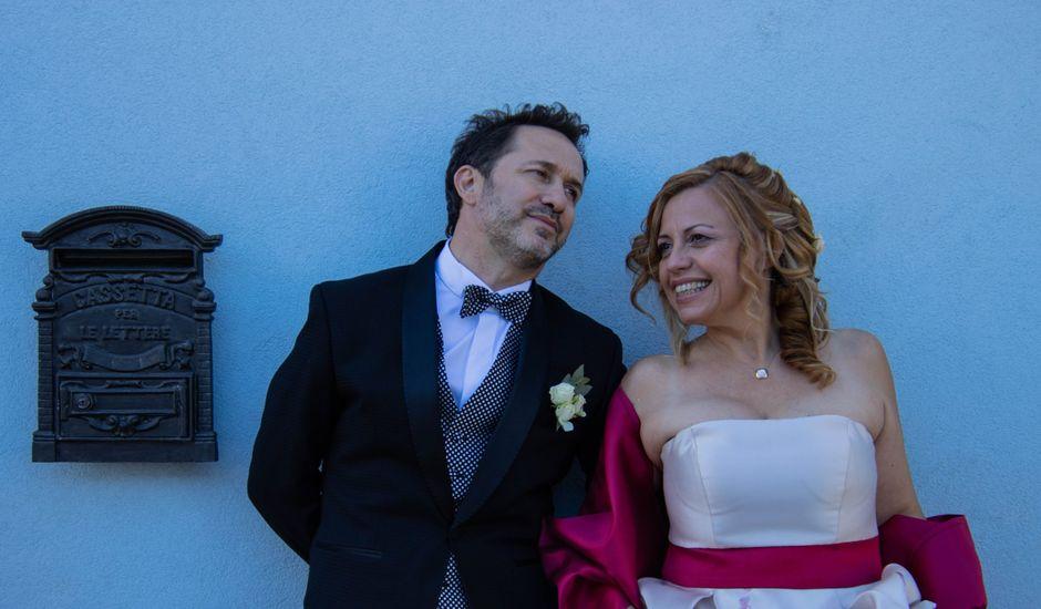 Il matrimonio di Davide e Patrizia a Sirolo, Ancona