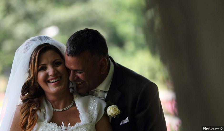 Il matrimonio di Max e Rosy a Soliera, Modena