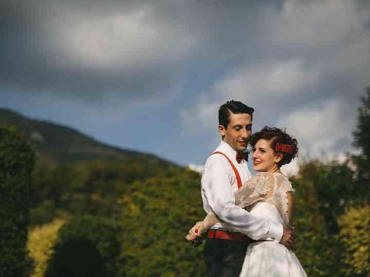 Le nozze di Monia e Danilo