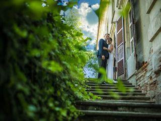 Le nozze di Roberta e Gerry