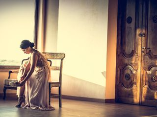 Le nozze di Fabiola e Sabino 1