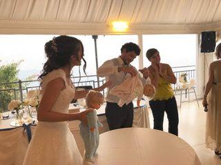 Le nozze di Monica e Claudio 1