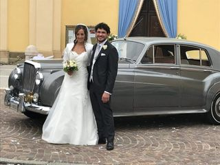 Le nozze di Monica e Claudio