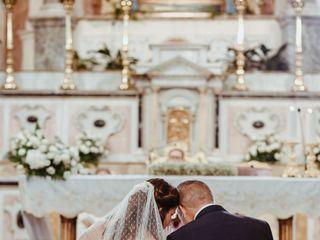 Le nozze di Gianluca e Valentina 1