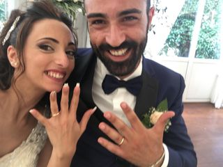 Le nozze di Giulia e Matteo 2