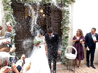 Le nozze di Marco e Raffaella