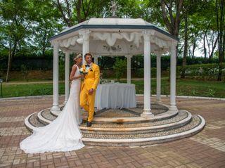 Le nozze di Paola e Fabio