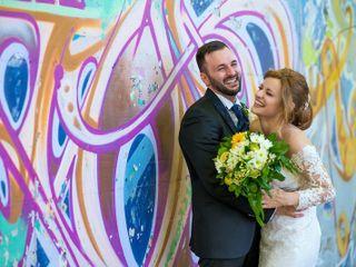 Le nozze di Lina e Michele