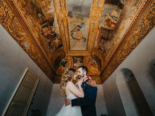Le nozze di Claudio e Irene